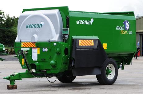 Keenan Mixer Wagons